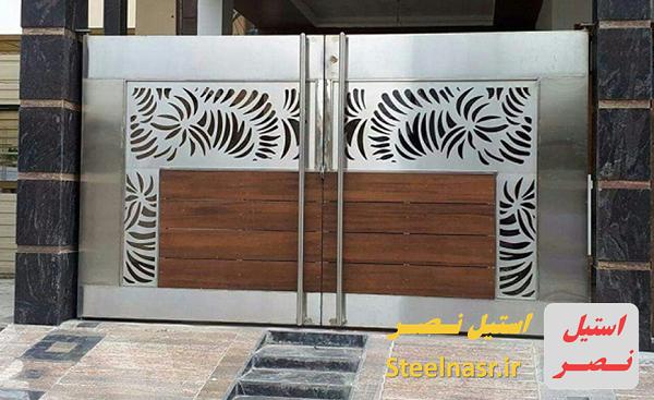درب استیل در تهران